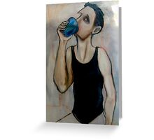 drinkin Greeting Card