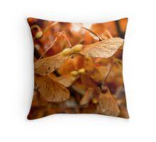 Flightless Bird II Throw Pillow