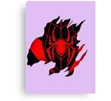 Ultimate Spider-Man Canvas Print