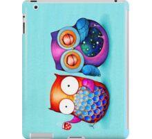 Night Owl Morning Owl iPad Case/Skin