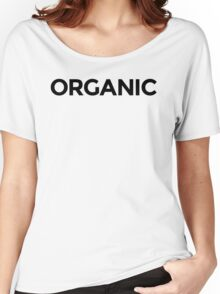 Organic Women's Relaxed Fit T-Shirt