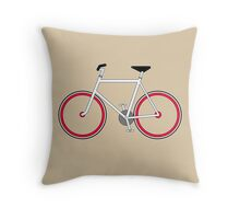 City Velo Fixé Throw Pillow