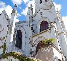 Chalmers Church, Launceston, Tasmania by Helen Greenwood
