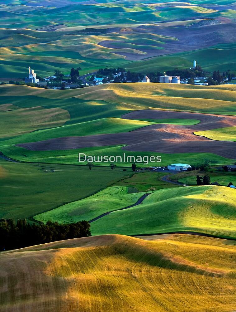 Steptoe Shadows by DawsonImages