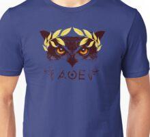 Athena's Owl II  Unisex T-Shirt