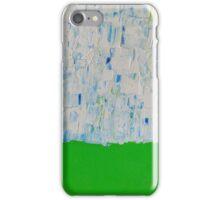 Bled Green iPhone Case/Skin