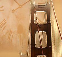 Golden Gate by Barbara D Richards