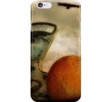Gothic Spice iPhone Case/Skin