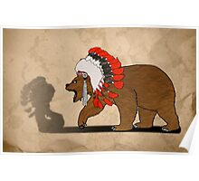 Bear Chief Poster