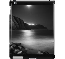 Black Moonlight iPad Case/Skin