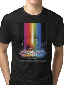 Star trek Tri-blend T-Shirt