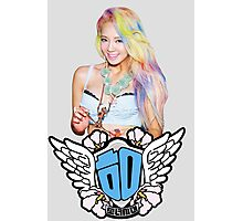 Hyoyeon: The IGAB era Photographic Print