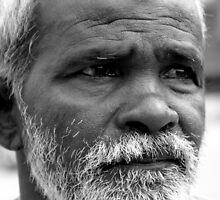 wise beggar by DareImagesArt