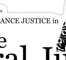 The Rural Juror Sticker