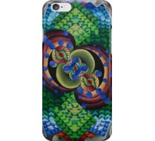 Energetic Cosmosynthesis iPhone Case/Skin