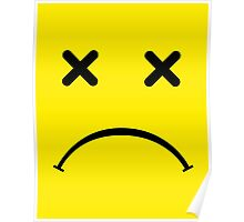 Sad Smiley - After Party Poster