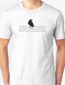 Bird on a wire Tee T-Shirt