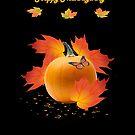 Happy Thanksgiving by Ilunia Felczer