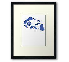 Sega Controller  Framed Print