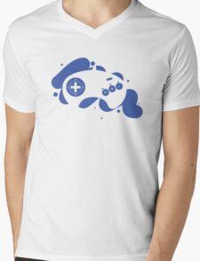 Sega Controller  Mens V-Neck T-Shirt