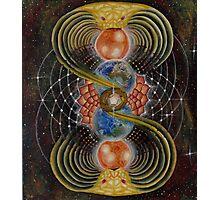 Solar prayer Photographic Print