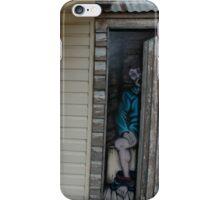 Open & Shut Case, Uralla, Australia 2009 iPhone Case/Skin