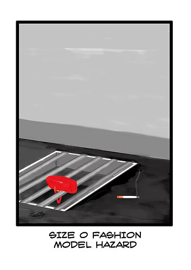 Model Hazards by David Stuart