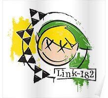 The Legend of Zelda: Link-182 (UPDATED) Poster