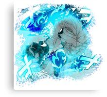 Acnologia, Fairy tail Canvas Print