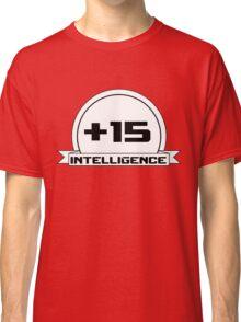+Intelligence Classic T-Shirt