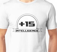 +Intelligence Unisex T-Shirt