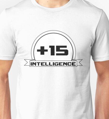+Intelligence Unisex T-Shirt