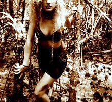 Urban Jungle Shoot by Nadia de Jong