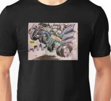 Bat Rod Unisex T-Shirt