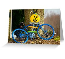 Autumn Greetings Greeting Card