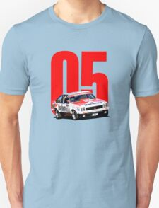 1979 A9X Torana Hatchback - Bathurst / Brock Unisex T-Shirt