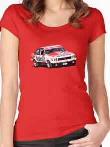 1979 A9X Torana Hatchback - Bathurst / Brock Women's Fitted Scoop T-Shirt