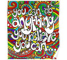 You Can Do Anything Poster