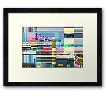 Deals Framed Print