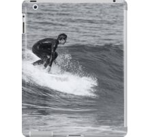 Lets go surfin' now iPad Case/Skin