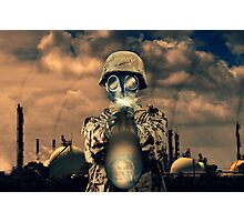 Climate Shooter Photographic Print