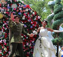 Disney's Festival of Fantasy Parade- The Princess and the Frog by megs6396