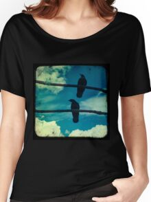 Just The Two Of Us Women's Relaxed Fit T-Shirt