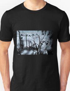 Gothic Snow Unisex T-Shirt