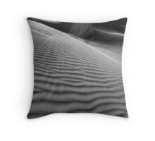 Wind, Lines & Texture Throw Pillow