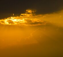 End of sunny day by TIQA