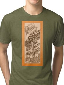 Miss Heather's Twang-a-Rama Tri-blend T-Shirt