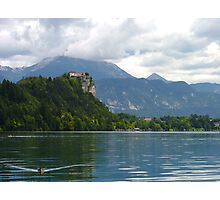 Lake Bled Photographic Print