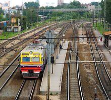Train by TIQA