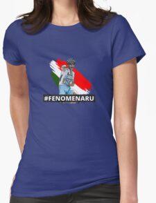#FENOMENARU (1) Womens Fitted T-Shirt